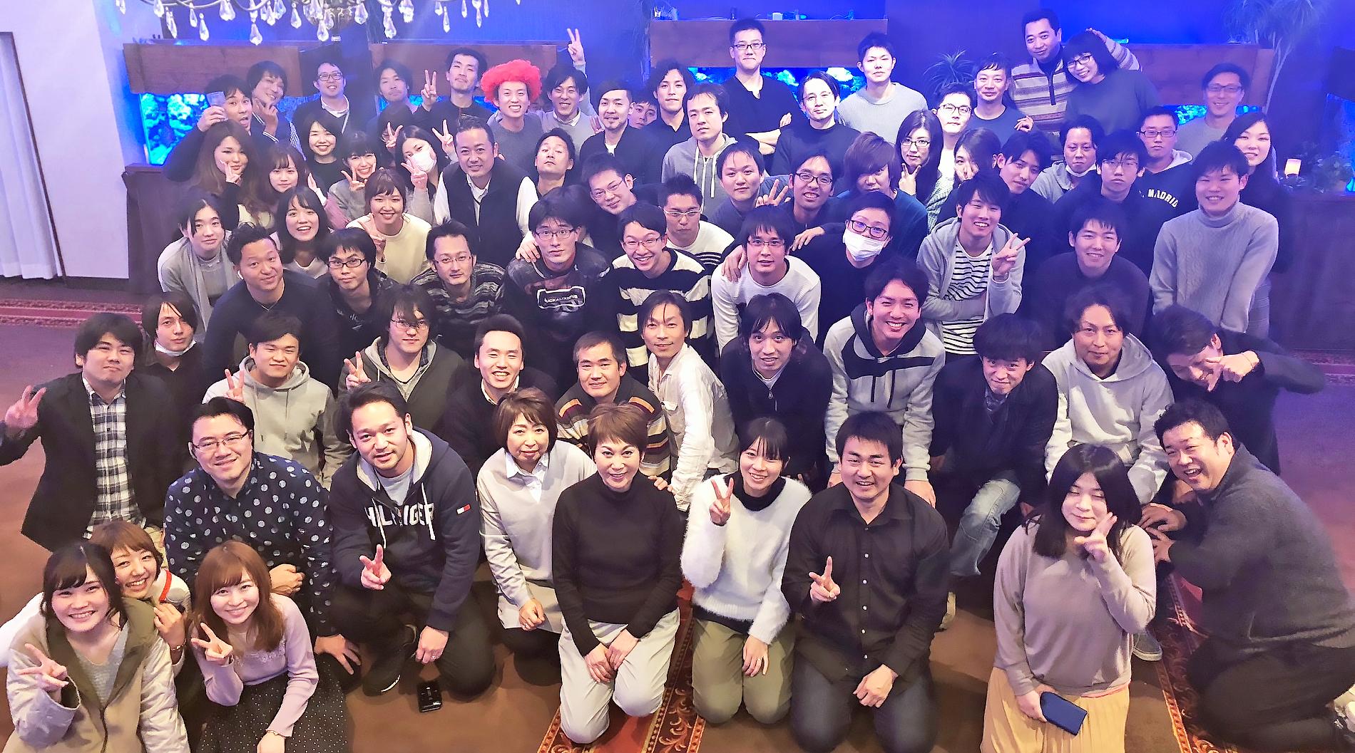 2019年の目標達成を誓った新年会!!習志野メンバーin海浜幕張